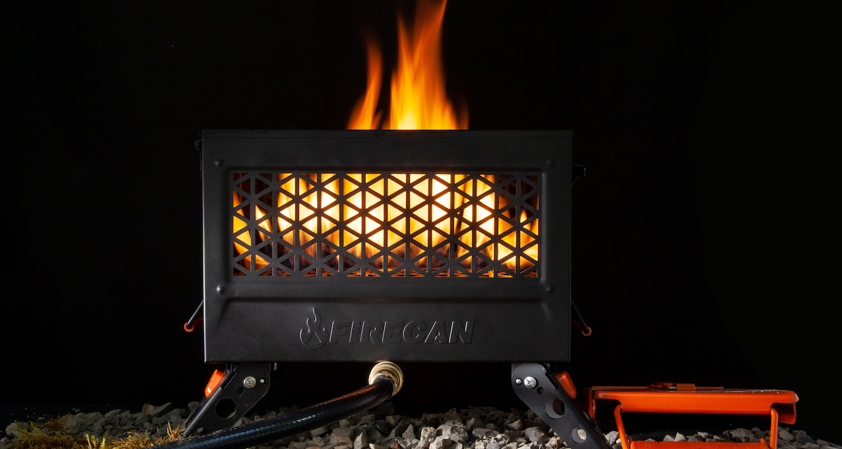 Ignik Announces Forest-Safe Propane-Powered Firepit