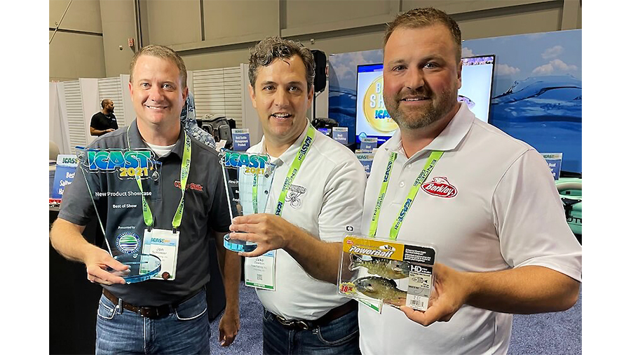 """ICAST 2021 """"Best Of Show"""" Awards In New Product Showcase"""