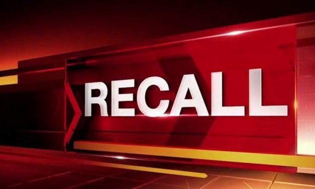Recall: Caldwell Earmuffs
