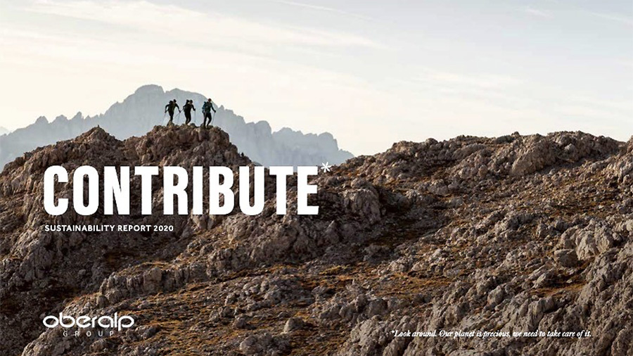 Oberalp Group 2020 Sustainability Report Highlights Its Focus On People, Community And Environment