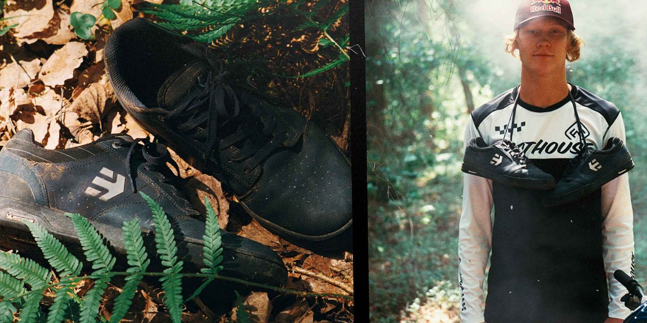 Etnies x Emil Johansson Release Signature Color For Camber Crank Shoe