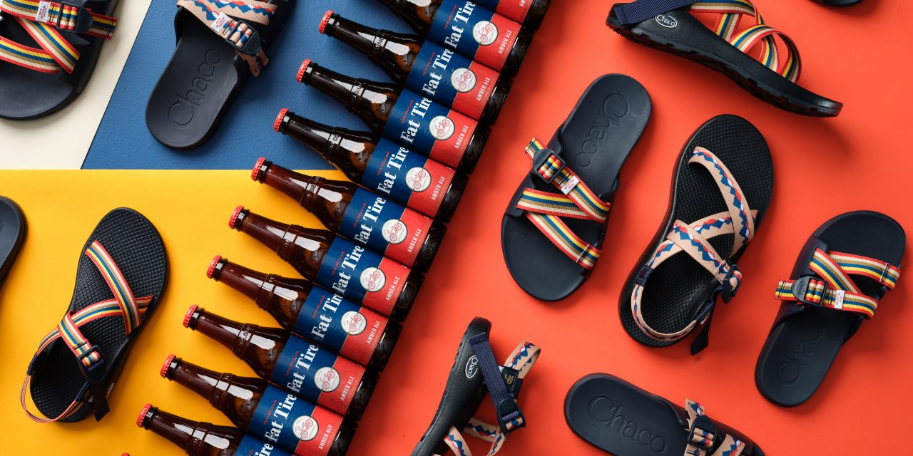 New Belgium Celebrates 30th Anniversary With Chaco Footwear Collection