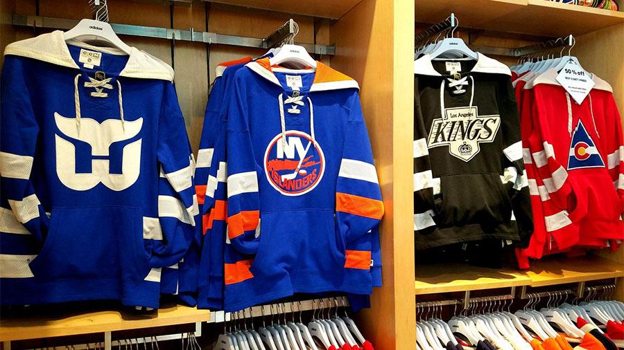 Fanatics Opens NHL Store In Manhattan