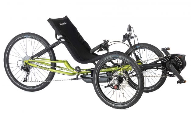 TerraTrike Releases E-Assist Trike With Bosch Cruise Motor
