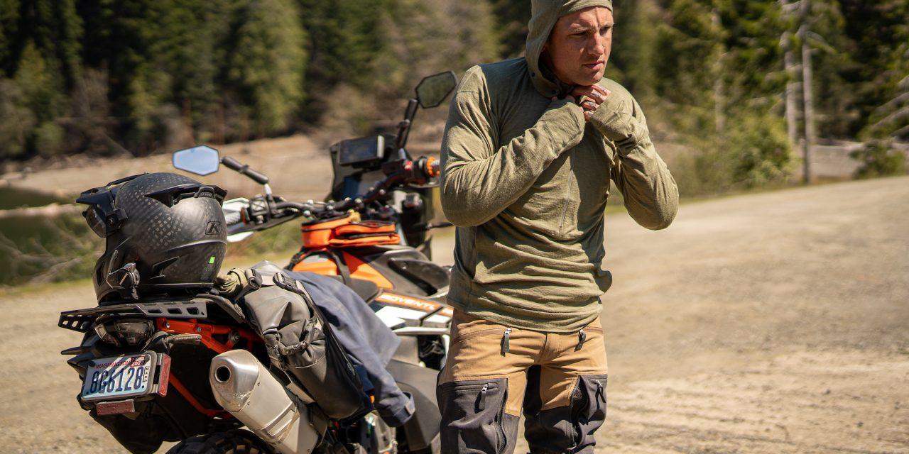 Mosko Moto Introduces Strata Merino Base Layers With Nuyarn Technology