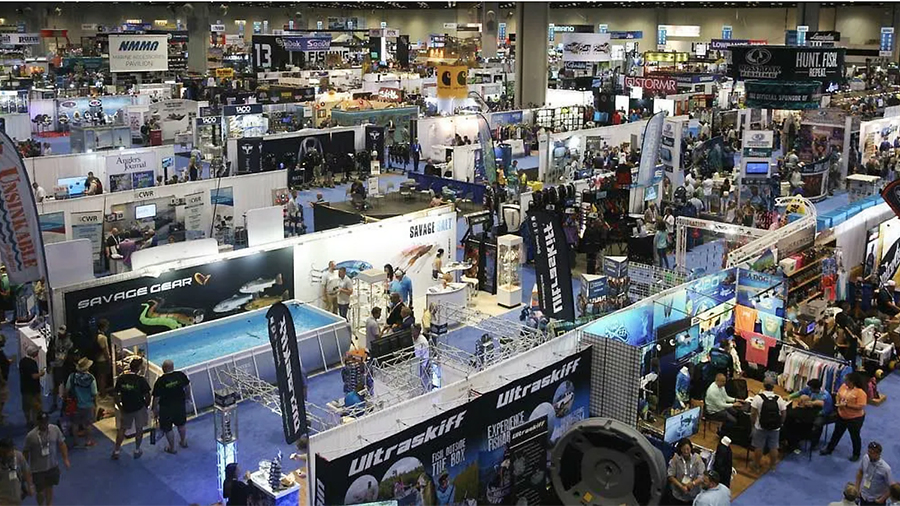 COVID Concerns And Outdoor Trade Shows