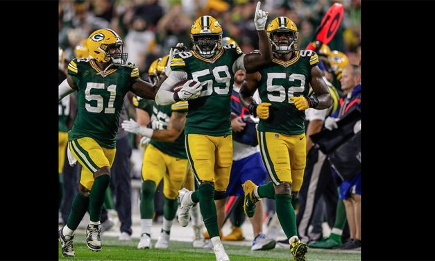 Ororo Becomes Official Heated Apparel Of The Green Bay Packers