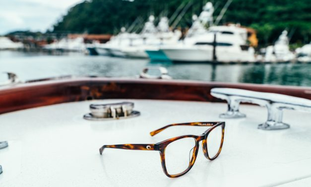 Costa Sunglasses New Optical Collection Features Customizable Clear Lenses
