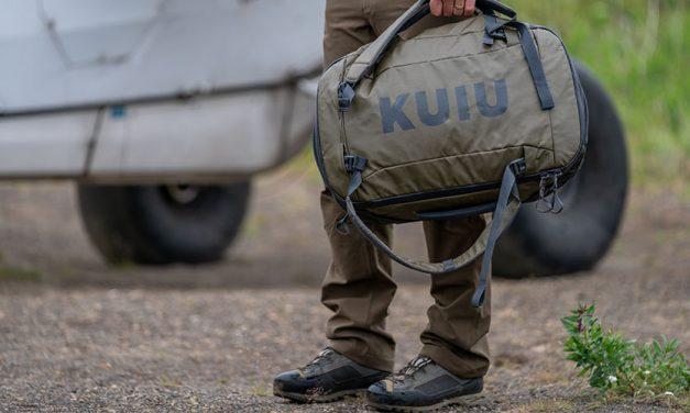 KUIU Adds Waypoint Duffel Line To Travel Offering