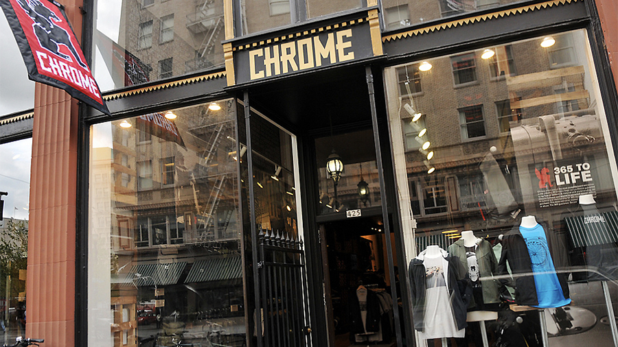 Chrome Industries Appoints President