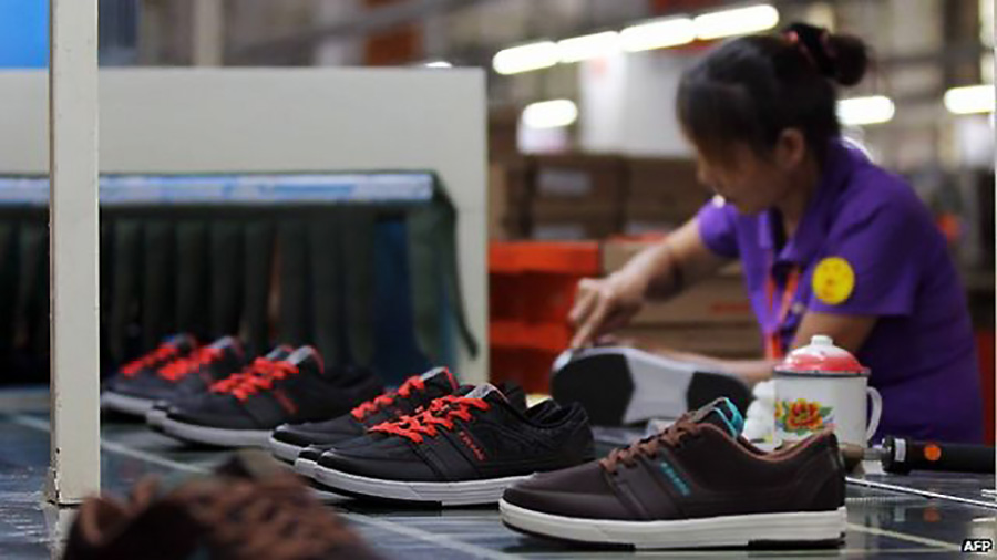 Yue Yuen's Sales In September Slump On Factory Shutdowns
