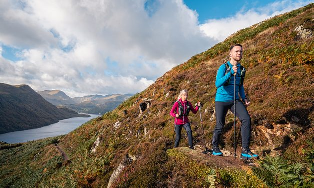 Inov-8 Introduces Rocfly G 390 Hiking Boot With Graphene-Enhanced Foam