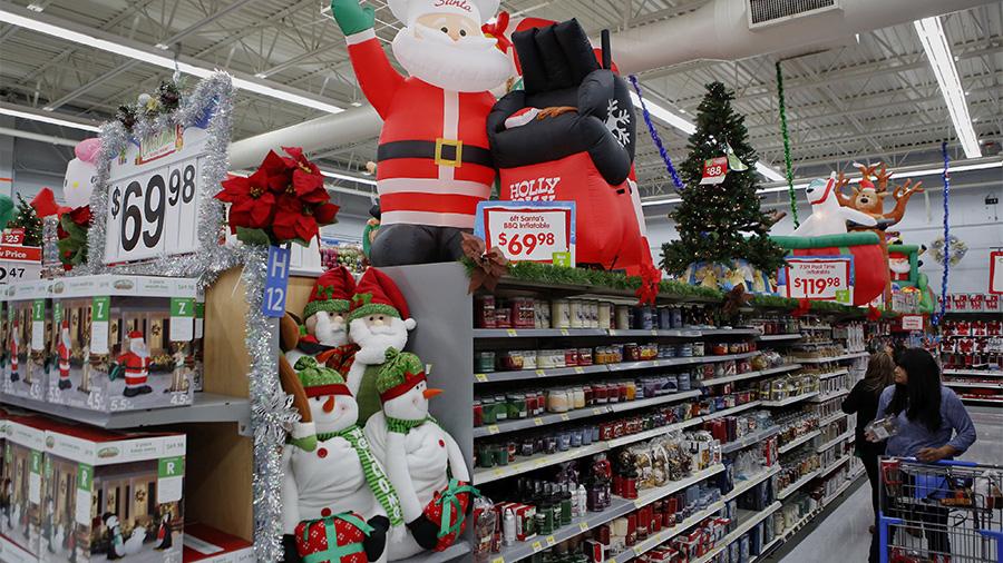 ICSC Survey Projects 8.9 Percent Holiday Sales Gain