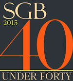 SportsOneSource Announces 2015 SGB 40 Under 40 Honorees