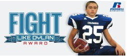 Russell Athletic Launches Fourth Annual 'Fight Like Dylan Award'