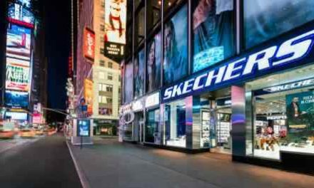 Skechers Opens Second Store in Times Square