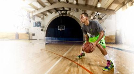 NBA Standout Stephen Curry Joins Under Armour Basketball Roster