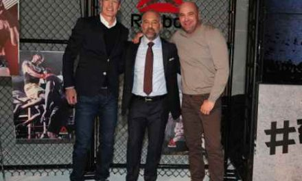 Reebok Partners with UFC