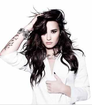 Skechers Signs Demi Lovato