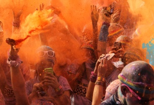 Kohl's Stores to Provide Packet Pickup for The Color Run