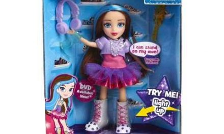 Skechers Partners To Launch Twinkle Toes Branded Dolls