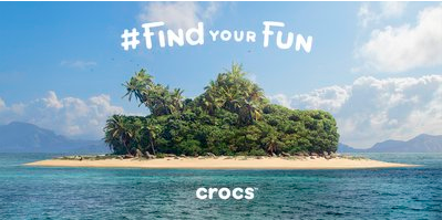 Crocs Launches #FindYourFun Campaign
