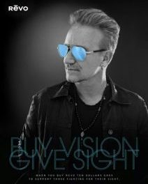Revo Partners with Bono to Improve Access to Eye Care