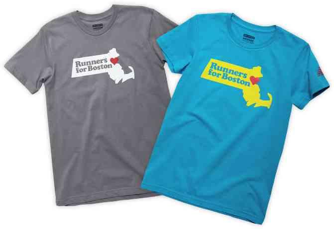 New Balance Launches Love Boston Campaign