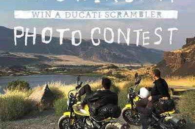 Blundstone #HowIRoam Win a Ducati Scrambler Photo Contest