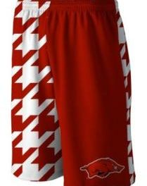 Loudmouth and Rival Athletics Team up on Collegiate Shorts