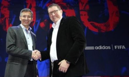 Adidas and FIFA Renew Agreement Through 2030