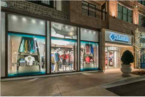 Columbia Sportswear Opens First PFG Store