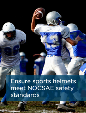 Federal Trade Commission Investigating NOCSAE's Football Helmet Certification Process