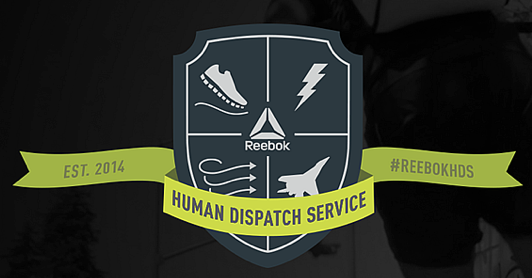 Reebok Launches Human Dispatch Service in New York City