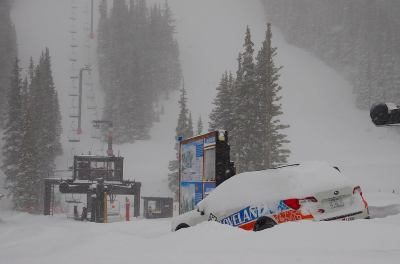 Colorado Resorts Report More Than a Foot of Fresh Powder
