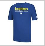 "Adidas Launches ""Boston Stands as One"" T-shirt"