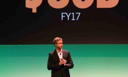 Nike Sets Target for FY17 Revenues of $36 Billion