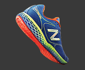 New Balance Sees Double-Digit Growth in 2013
