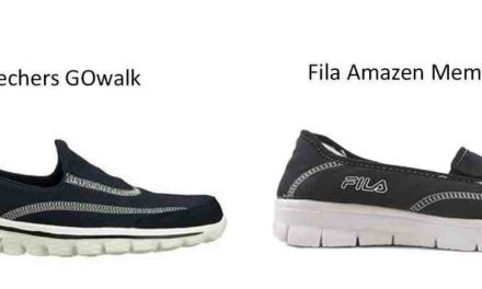 Skechers Sues Fila for Infringing on GO Walk Line