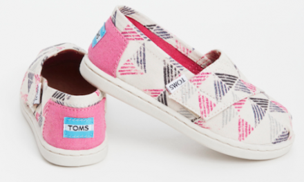 Toms Partners on Exclusive Target Collection