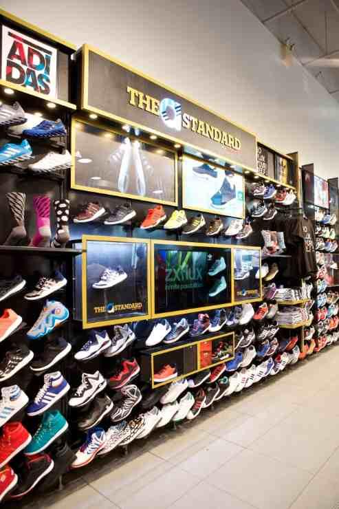 Congelar adolescente Matemático  Adidas Launches The Standard Shop at Foot Locker | SGB Media Online