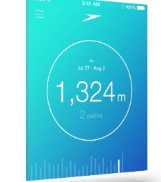 Speedo Launches Swim Fitness App