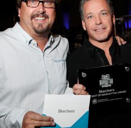 Skechers Receives Manhattan Beach Award