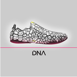 Pensar Development Creates 3D Printed Shoe