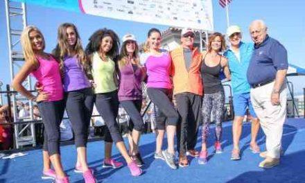 Skechers Pier to Pier Friendship Walk Breaks Records