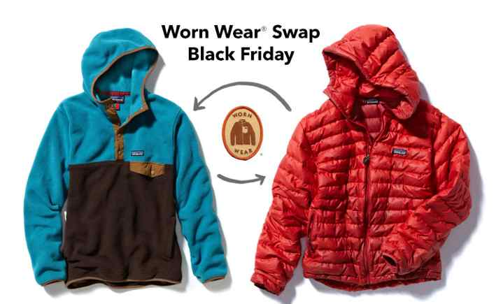 Patagonia to Hold Clothing Swap Events on Black Friday | SGB Media Online
