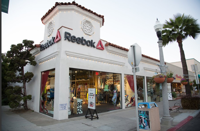 Reebok Opens Four FitHub Stores in Southern California