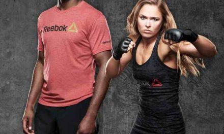 Reebok Signs MMA Stars