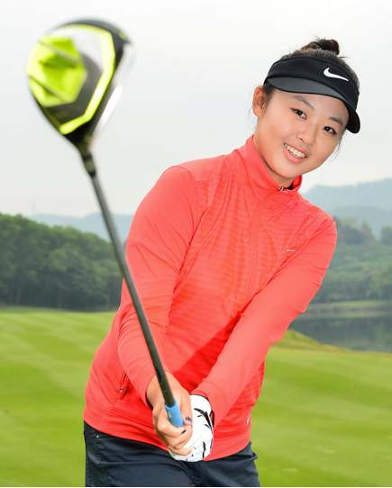 Nike Golf Signs Golfer Simin Feng