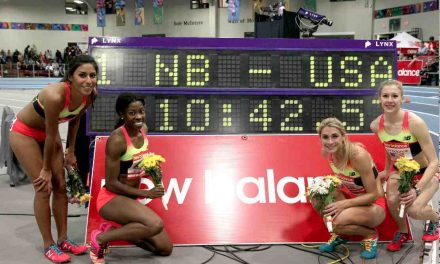 Team New Balance Athletes Thrive at New Balance Indoor Grand Prix